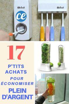 17 P'tits Achats Qui Vont Vous Faire Économiser un Paquet d'Argent.