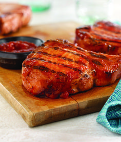 Recipe For Grilled Ribeye Pork Chops