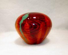 Arizona Sunset turned wooden vase by Robert Cherry Wooden Vase, Arizona, Cherry, Artsy, Jewels, Sunset, Diamond, Jewerly, Diamonds