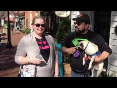 Dog Scavenger Hunt in Annapolis, MD testimonial. Uncover clues, complete challenges & collect doggie treats 10/29/16 #dog