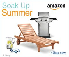 Shop Amazon for all your summer needs and they'll donate a percentage of every order to the National MS Society when you use our special link.      http://www.amazon.com/?_encoding=UTF8=natmssocgrede-20