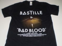 bastille bad blood tour