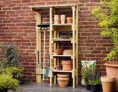 Bookcase, Woodworking, Outdoor Structures, Shelves, Diy, Gardening, Dreams, Home Decor, Vertical Gardens