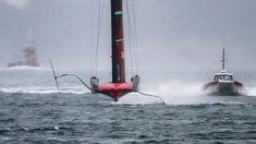Sail World, America's Cup, Worlds Largest, New Zealand, Boats, Nautical, Sailing, Cruise, November