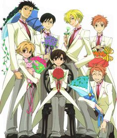 "After revealing plans for a live action version of the hit anime series ""Ouran High School Host Club"", the main cast for the show has been revealed. Description from notefromkaori.wordpress.com. I searched for this on bing.com/images"