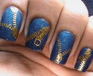 Zipped Nails!