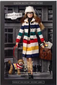Barbie Hudson Bay Silver Label 2016 NRFB Rar!!! in Spielzeug, Puppen & Zubehör, Mode-, Spielpuppen & Zubehör | eBay!