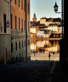 Beautiful light in Stockholm Visit Sweden, Beautiful Lights, Stockholm, Instagram