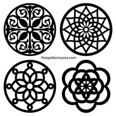 In case you don't want to damage your kitchen surfaces, you need to have a trivet. We have prepared 4 different trivet design for you to do so. Trivet should have air channels in order to distribute the heat. We have paid attention to this in our design. You will also have decorative goods for