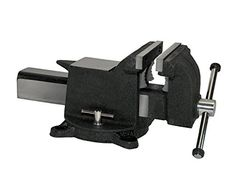 Yost Vises 910-AS 10″ All Steel Utility Combination Pipe and Bench Vise with 360-Degree Swivel Base  http://www.handtoolskit.com/yost-vises-910-as-10-all-steel-utility-combination-pipe-and-bench-vise-with-360-degree-swivel-base/