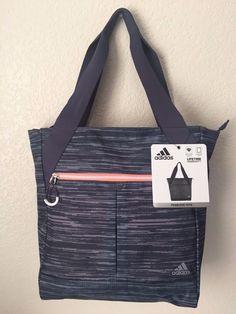 7dbfa9ce8185 ADIDAS Fearless Tote Freerun Deepest Space Sun Gym Bag Luggage  Adidas Gym  Bag