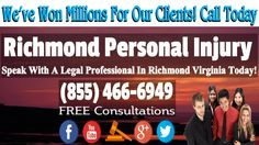 best personal injury lawyers in richmond virginia (855) 384 6353 personal injury attorney richmond virginia - https://twitter.com/valegalmatters/status/736189130770550784