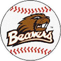Fanmats Oregon State Beavers Baseball-Shaped Mat