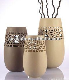 vasos decorativos de chao 1