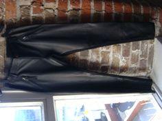Colour Black, Color, Dublin, Leather Pants, March, Fashion, Leather Jogger Pants, Moda, Fashion Styles