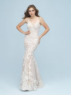 bbaec834ee Allure Bridals 9624 Dress - MadameBridal.com Wedding Dress Sizes