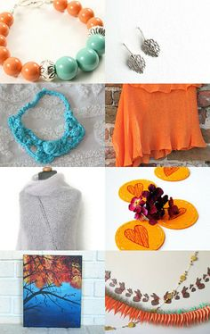 Colors of Fall by Amy Martinez on Etsy--Pinned with TreasuryPin.com