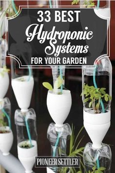 Hydroponic Systems Round Up 33 Best Hydroponic Ideas For your Homestead