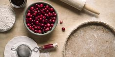 Cranberry Frangipane Tart Recipe - Cranberry Thanksgiving Dessert ...