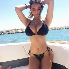 Boobs and cleavage photos. Hot girls and sexy boobs. Fill my cup and get the party started. Sexy Bikini, Bikini Babes, The Bikini, Daily Bikini, Women Bikini, Black Bikini, Sporty Bikini, Floral Bikini, Hot Girls