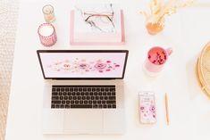 Free Desktop Wallpaper, Wallpaper Downloads, Amazing Flowers, Bloom, Digital, Floral, Flowers, Flower