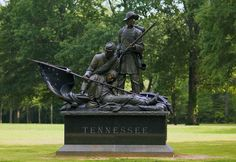 Shiloh, TN - National Military Park - Can't wait to go back.