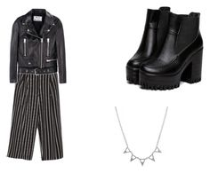 """""""Rock and rolla"""" by anne-nocito ❤ liked on Polyvore featuring Acne Studios"""