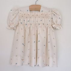 Roupinhas antigas para bebês e crianças - Vintage clothes for babies and children
