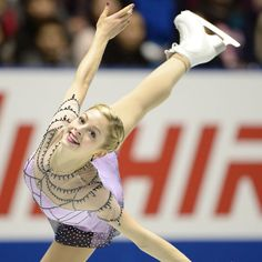 If her last name is any indication, she'll be at Sochi this year for sure! Watch Gracie Gold, 18, talk about how she's made it this far as she inches closer to qualifying for the Olympics.
