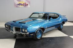 J&S Transportation Here is how we do it. #LGMSports move it with http://LGMSports.com 1971 Oldsmobile 442 for Sale