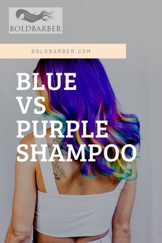 In this article find out if you should be using blue or purple shampoo. Color Shampoo, Purple Shampoo, Blonde Hair Tips, Purifying Shampoo, Medium Blonde, Hair Starting, Natural Blondes, Bleached Hair, Dark Blonde