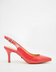 Изображение 2 из Туфли на каблуке с острым носком Ravel