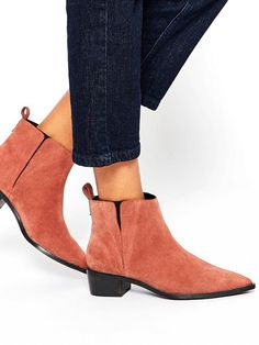 Must-Have: Non-Black Ankle Boots That Go With Everything   WhoWhatWear
