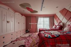 European-style decorating children's room picture 2015