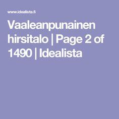 Vaaleanpunainen hirsitalo | Page 2 of 1490 | Idealista