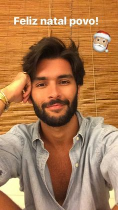 Marcello Alvarez  #Beard