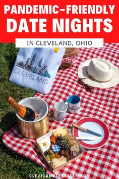 Pandemic-friendly date night ideas in Cleveland, Ohio, including at-home dates, outdoor dates, and more. Cleveland Food, Cleveland Restaurants, Lakewood Park, Brandywine Falls, Outdoor Dates, At Home Dates, Cleveland Heights, Chocolate Covered Marshmallows, Usa Travel