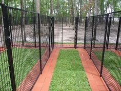 Most recent Cost-Free dog kennel designs Thoughts Many men and women whom purch. : Most recent Cost-Free dog kennel designs Thoughts Many men and women whom purchase open-air pet dog dog houses, don't have any expertise on HOW TO KENNEL TRAIN The DOG Dog Kennel Designs, Kennel Ideas, Luxury Dog Kennels, Dog Boarding Kennels, Dog Kennel Cover, Puppy Kennel, Dog Yard, Dog Hotel, Niches