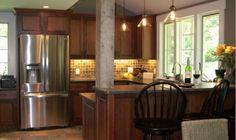 Kitchen remodel in Mendham NJ