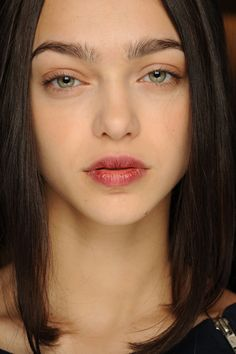 Rachel Zoe Fall 2013 beauty look