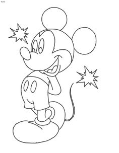 Disney Mickey Mouse Coloring Pages Jesus Coloring Pages, Preschool Coloring Pages, Easy Coloring Pages, Cartoon Coloring Pages, Disney Coloring Pages, Animal Coloring Pages, Free Printable Coloring Pages, Coloring Books, Pikachu Coloring Page