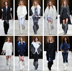 Isabel Marant Winter/Fall '11 collection
