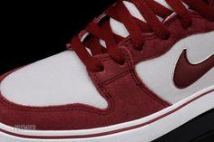 timeless design 95d51 c6533 Nike Dunk High LR - Team Red - Metallic Platinum - SneakerNews.com