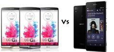 Android Smartphones market is on boom as it is getting various high-end flagship devices. In the league the latest smartphones are the Xperia Z2 and the most recent one is the LG G3.
