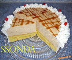 Slovak Recipes, Russian Recipes, Tiramisu, Pie, Bread, Ethnic Recipes, Sweet, Cakes, Candies