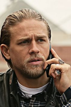Charlie Hunnam as Jax                                                                                                                                                                                 More