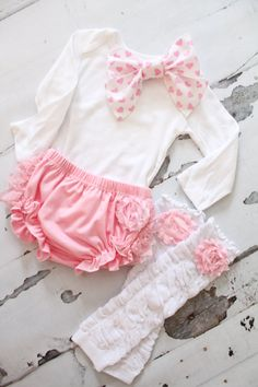 Baby Girl Coming Home Outfit, Birthday Outfit, Set of 3 Items. Lace Diaper Cover, Leg Warmers, Heart Bow Bodysuit of July USA Ruffle Diaper Covers, Baby Leg Warmers, Girls Coming Home Outfit, Baby Planning, 1st Birthday Outfits, Baby Time, My Little Girl, Baby Girl Fashion, Body
