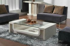 Cozy Tea Table Design Ideas That Looks Cool 47 Centre Table Design, Tea Table Design, Center Table, Sofa Design, Small Living Room Table, Table Furniture, Furniture Design, Modern Sofa Table, Looks Cool