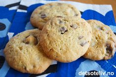 Firkløverkjeks Christmas Baking, Christmas Cookies, Biscuits, Food And Drink, Sweets, Candy, Snacks, Recipes, Tips