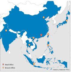 Interactive Asian Map 79